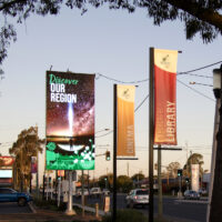 Western City Council Outdoor P6.6 LED Displays